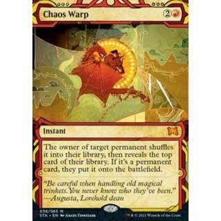 Chaos Warp (V.1) - FOIL