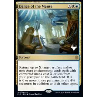 Dance of the Manse (Version 2) - PROMO FOIL