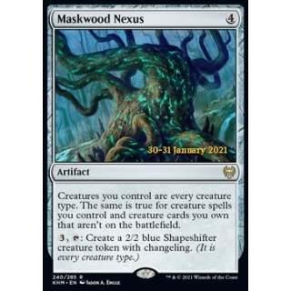 Maskwood Nexus (V.1) - PROMO FOIL