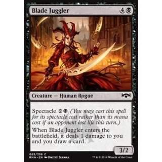 Blade Juggler