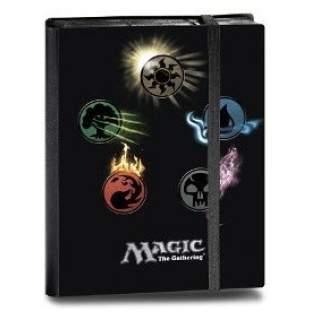 Album na karty - UP - 4 Mana Symbols 9-Pocket Binder