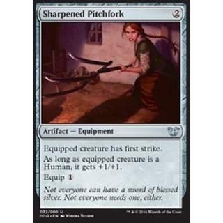 Sharpened Pitchfork