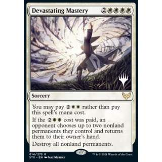 Devastating Mastery (V.2) - PROMO FOIL
