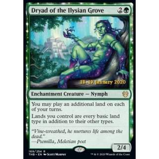 Dryad of the Ilysian Grove (Version 2) - PROMO FOIL