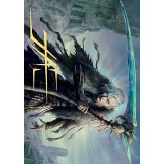 Art Series: Egon, God of Death (V.2) - PROMO