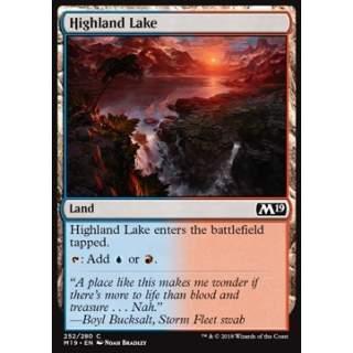 Highland Lake - FOIL