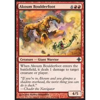 Akoum Boulderfoot