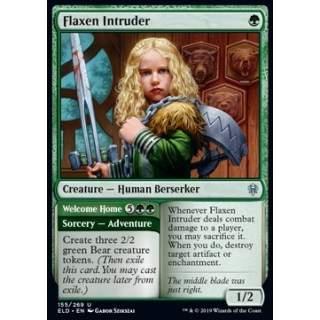 Flaxen Intruder - FOIL