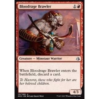 Bloodrage Brawler - FOIL