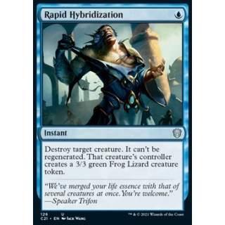 Rapid Hybridization