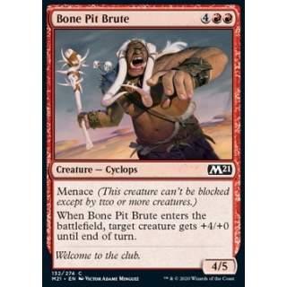 Bone Pit Brute - FOIL
