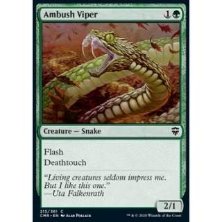 Ambush Viper - FOIL