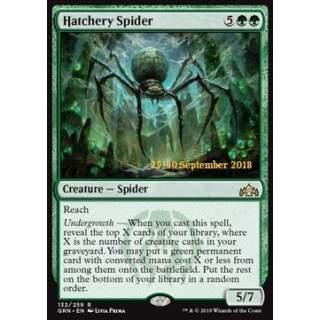 Hatchery Spider - PROMO FOIL