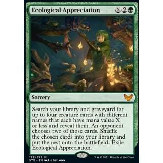 Ecological Appreciation - FOIL
