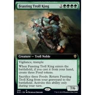 Feasting Troll King - PROMO