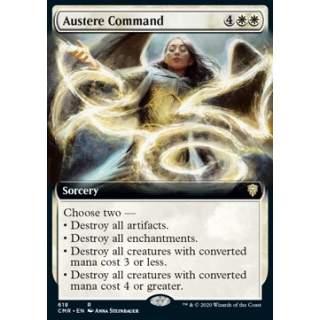 Austere Command - PROMO