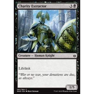Charity Extractor - FOIL