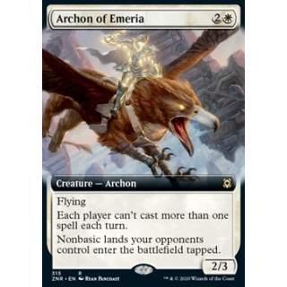 Archon of Emeria - PROMO FOIL