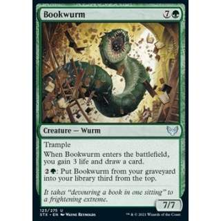 Bookwurm - FOIL