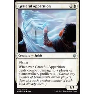 Grateful Apparition