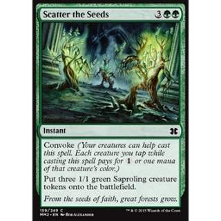Scatter the Seeds