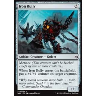 Iron Bully - FOIL