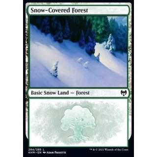 Snow-Covered Forest (V.1) - FOIL