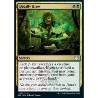 Deadly Brew - FOIL