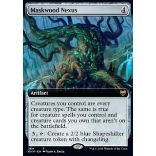 Maskwood Nexus - PROMO