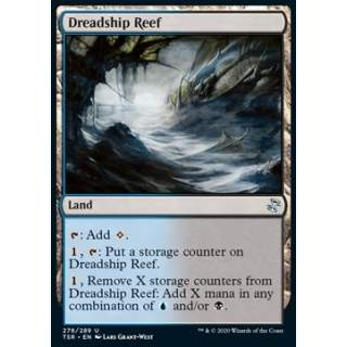 Dreadship Reef - FOIL