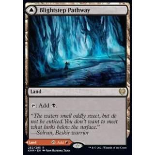 Blightstep Pathway // Searstep Pathway - FOIL