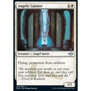 Angelic Curator (V.1)