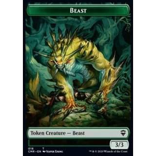 Beast Token (G 3/3) // Beast Token (G 4/4)