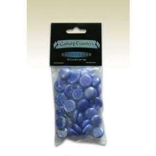 Dragon Shield - Gaming Counters - Blue