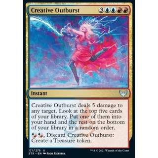 Creative Outburst - FOIL