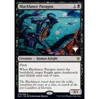 Blacklance Paragon (Version 2) - PROMO