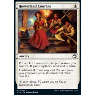 Homestead Courage
