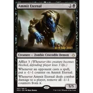 Ammit Eternal - PROMO FOIL