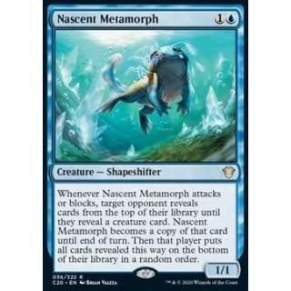 Nascent Metamorph