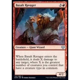 Basalt Ravager - FOIL