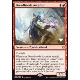 Dreadhorde Arcanist - PROMO FOIL