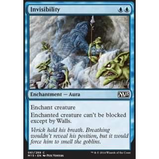 Invisibility - FOIL