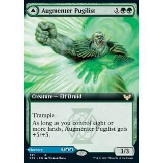 Augmenter Pugilist // Echoing Equation - PROMO FOIL