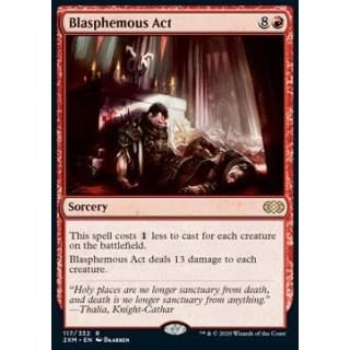 Blasphemous Act - FOIL