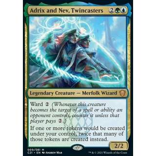 Adrix and Nev, Twincasters - PROMO