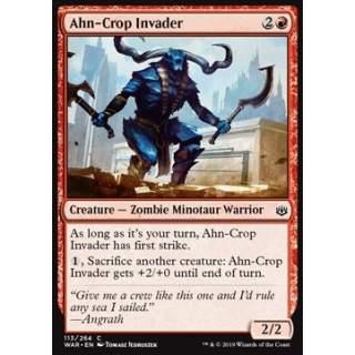 Ahn-Crop Invader - FOIL
