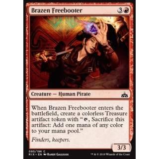 Brazen Freebooter - FOIL