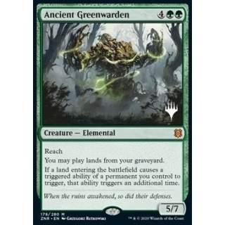 Ancient Greenwarden (V.1) - PROMO