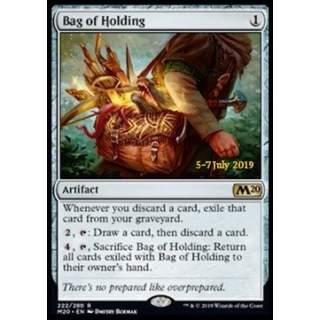 Bag of Holding (Version 2) - PROMO FOIL
