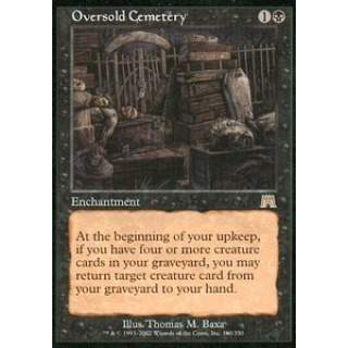 Oversold Cemetery